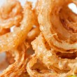 Onion rings dish - Foto de Stock