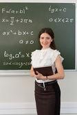 教室での教師 — ストック写真