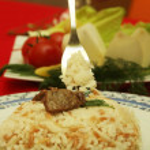 Rice pilaf — Stock Photo #11403126