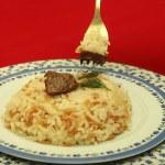 Rice pilaf — Stock Photo #11403258