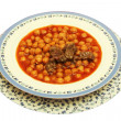 Stock Photo: Garbanzo bean