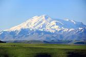 Cima más alta de Europa elbrus — Foto de Stock
