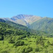 Caucasus mountains Dombai — Stock Photo