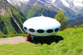 Image of UFO — Stock Photo