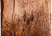 Natural very very old grunge wooden plank — Stock Photo