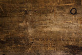Large and textured old wooden grunge wooden background stock pho — Stock Photo