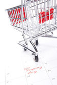 Giornata di shopping — Foto Stock