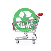 Socially responsible consumerism — Stock Photo