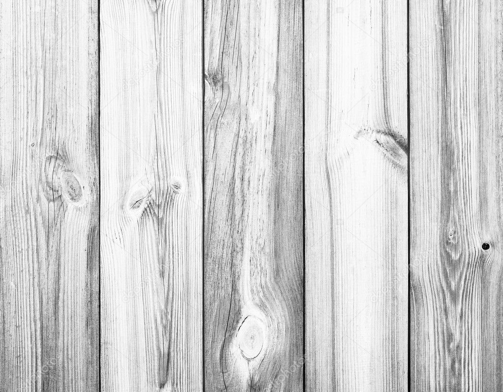 White wood planks as background or texture stock photo for Planche de bois noir
