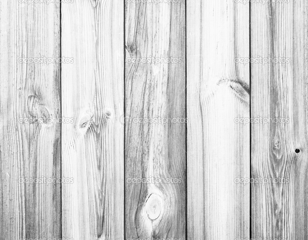 White wood planks as background or texture stock photo for Planche de bois blanchi