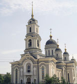 Piously-Preobrazhenskiy cathedral. — Stock Photo