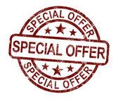 Offre spéciale timbre montre produit bonne affaire discount — Photo