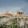 View of the Acropolis, Athens — Stock Photo