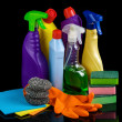 Stock Photo: Cleaning set for home