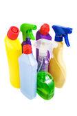Sanitary bottle set — Стоковое фото