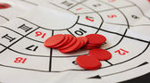 Roulette game — Stock Photo