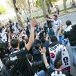 Besiktas Supporters - Stock Photo