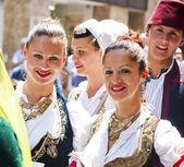 Balkánské mládeže — Stock fotografie