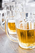 Beer Close Up — Stock Photo