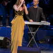 Nancy Ajram Concert in Istanbul — Stock Photo #11478849