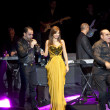 Nancy Ajram Concert in Istanbul — Stock Photo #11478895