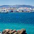 Royalty-Free Stock Photo: The beautiful Greek island, Mykonos