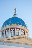 Saint Nicholas Church, Syros, Greece — Stock Photo