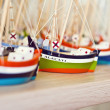Royalty-Free Stock Photo: Boat figurines