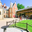 Clos Luce is a Leonardo da Vinci's museum in Amboise — Stock Photo