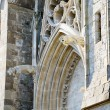 Carcassonne Cathedral, France — Stockfoto