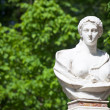 Statue in antique Roman style - Stockfoto