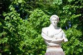 статуя в античный римский стиль — Стоковое фото