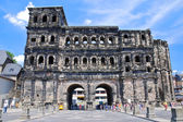 Porta Nigra in Trier, Germay — Stock Photo