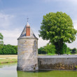 Medieval chateau — Stock Photo