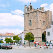 Stock Photo: Cathedral in town Faro, Portugal