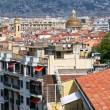View of old town of Nice, France — Stock Photo #11173239