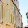 Street in town Arles, France — Stock Photo