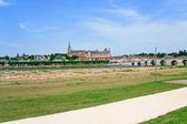 Gien staden, Frankrike — Stockfoto
