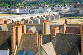 Medieval town Gien, France — Stock Photo