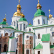 Saint Sophia Cathedral in Kiev — Stock Photo #11796426