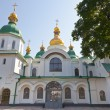 Entrance in Saint Sophia Cathedral in Kiev — Stock Photo #11796437