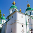 Saint Sophia Cathedral in Kiev — Stock Photo #11796442