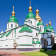 Saint Sophia Cathedral in Kiev — Stock Photo #11796449