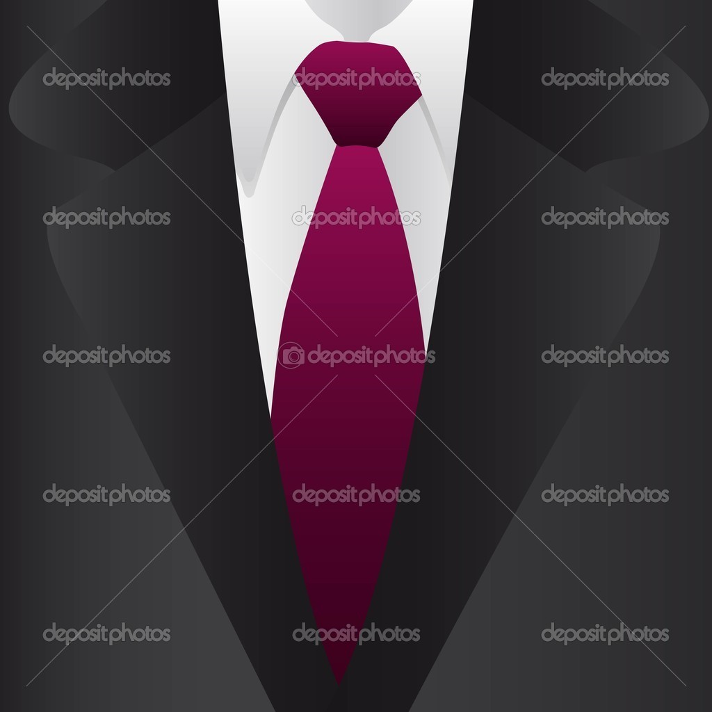 42240 Suit And Tie Cliparts Stock Vector And Royalty