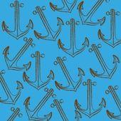Ankare mönster — Stockvektor