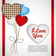 Love Card - Stock Photo