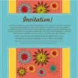 Royalty-Free Stock Vector Image: Invitation card