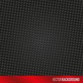 Black mesh background — Stock Vector