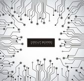 Circuit board — Stockvektor