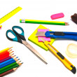 Office supplies in stock — Stock Photo